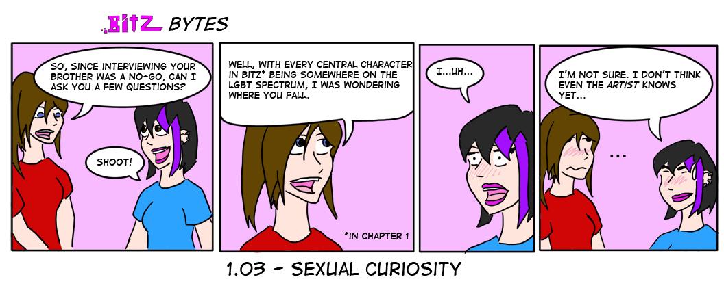 Sexual Curiosity
